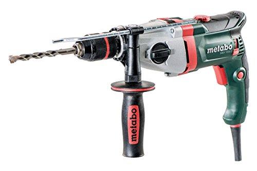 Metabo Schlagbohrmaschine SBEV 1000-2 (600783500) metaBOX 145 L, Nennaufnahmeleistung: 1010 W, Abgabeleistung: 540 W, Max. Drehmoment: 40 / 14 Nm