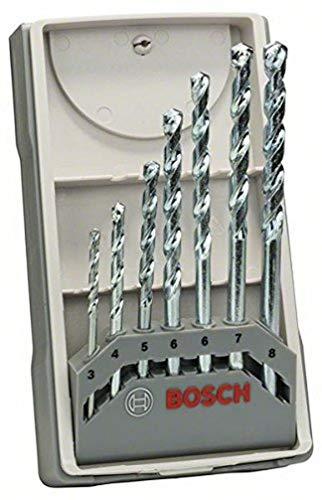 Bosch Professional 7tlg. Steinbohrer-Set CYL-1